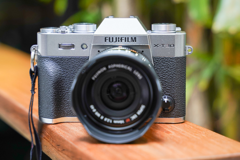 Fujifilm X-T30, l'hybride APS-C mini X-T3 et un nouveau XF 16 mm f/2.8 R WR