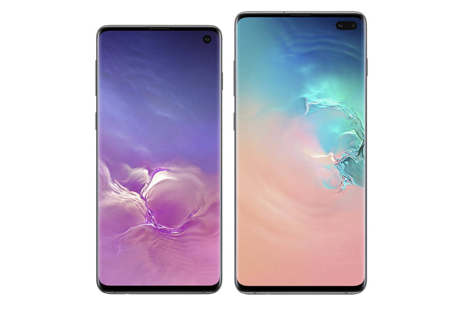 Samsung Galaxy S10 et S10 Plus
