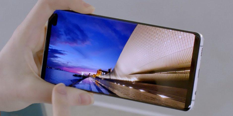 Samsung Galaxy S10 Plus Écran