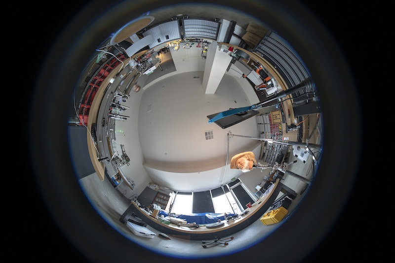 C 4 Optics 4,9 Mm F3,5 Hyperfish Prototype Sample 1