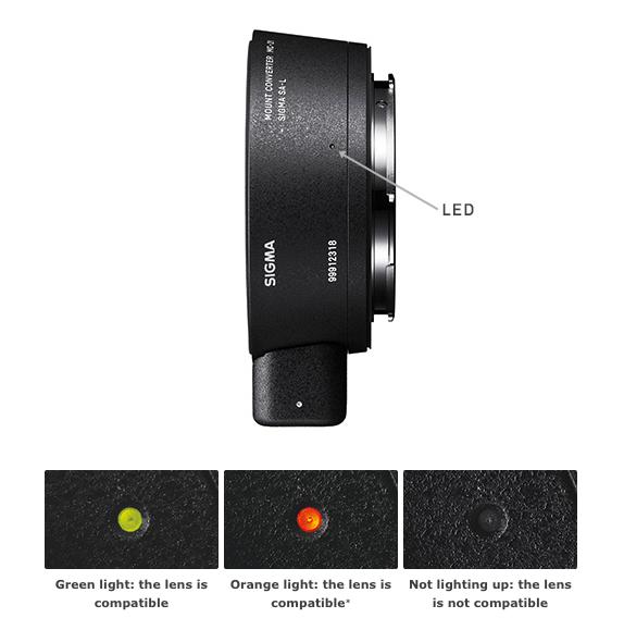 [Topic Unique] ★ Objectifs L pour boitiers Panasonic, Sigma & Leica ★  Led-sigma-mc-21