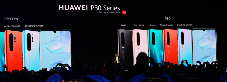 Phototrend Conference Huawei P30 Pro 32