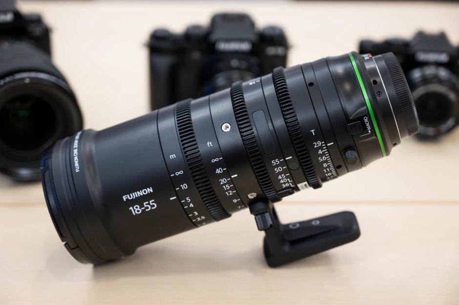 Fujifilm au CP+ 2019 : « Nous pensons à proposer plus d