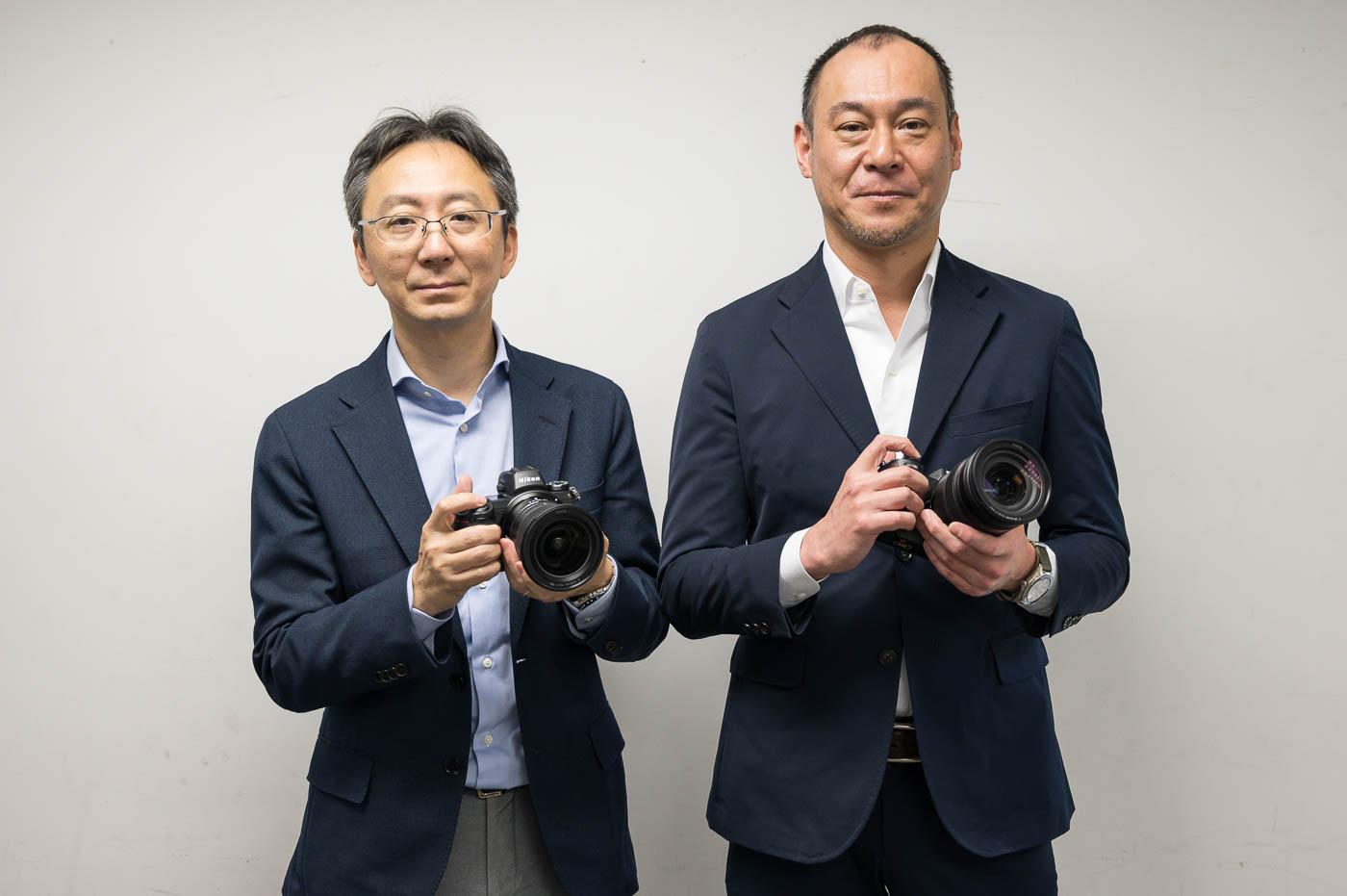 Nikon au CP+ 2019 : «La beauté de la monture Z est de pouvoir guider la lumière de manière très naturelle»