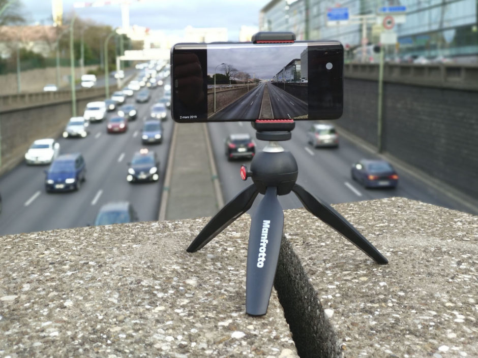 Trépied Smartphone Manfrotto