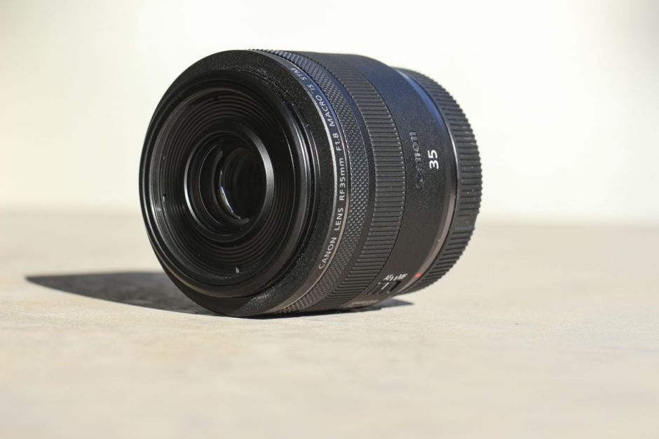 Canon RF 35 mm f/1,4 IS STM