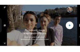 Google Pixel 3 Photobooth