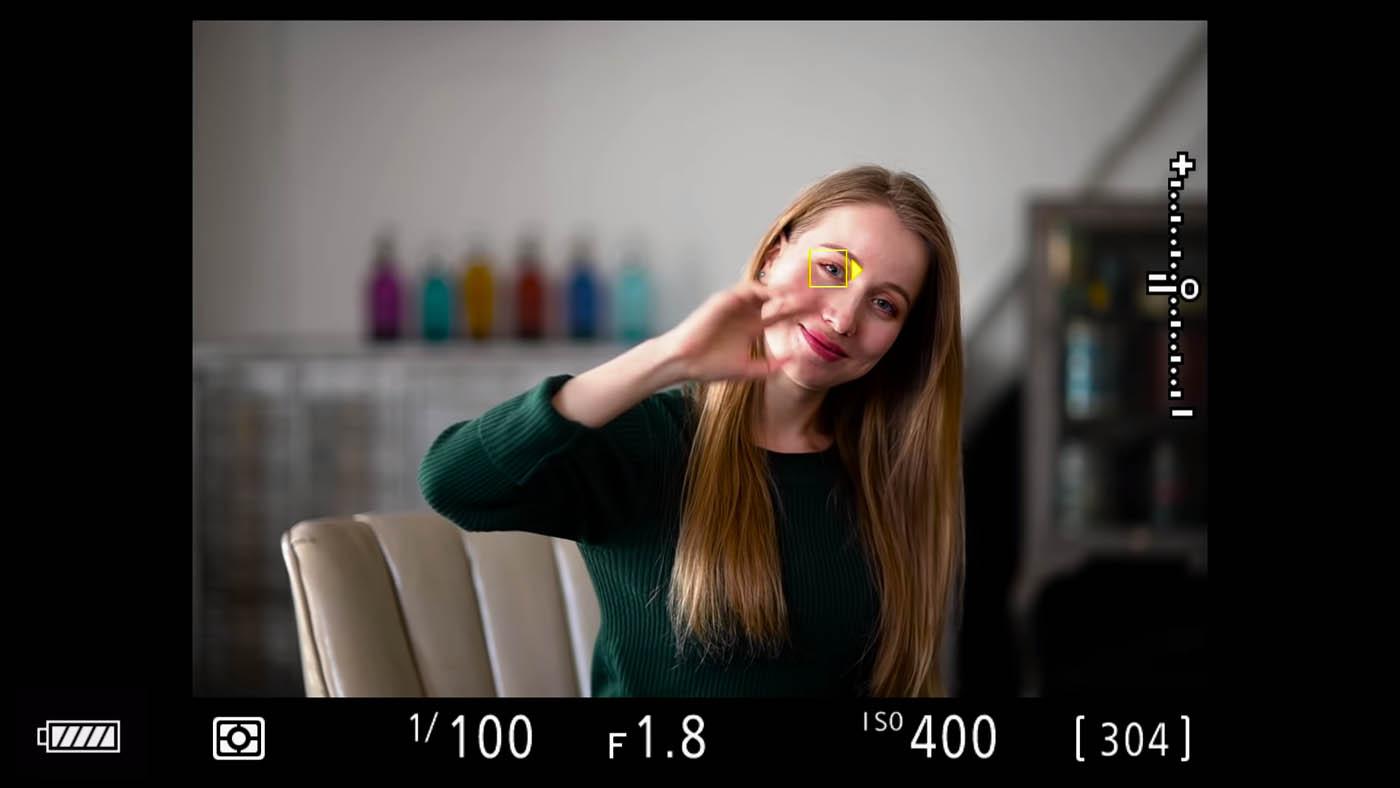 La détection Eye AF arrive le 16 mai sur les Nikon Z 6 et Z 7