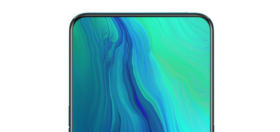 Oppo Reno Absence D'encoche