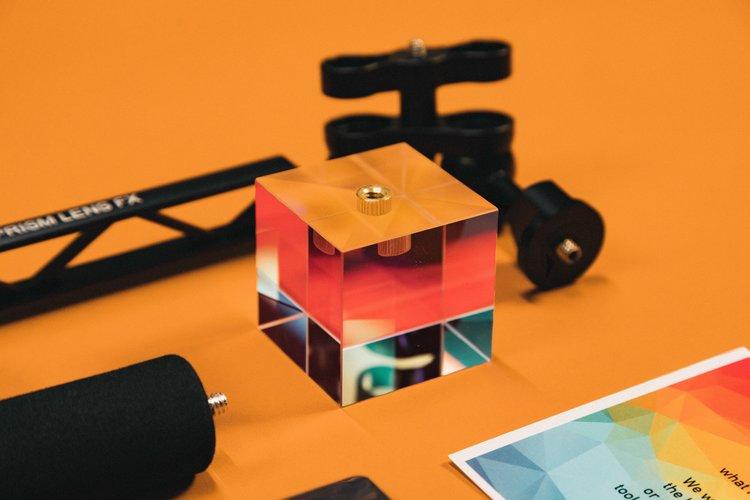 Prism Lens FX Color Cube