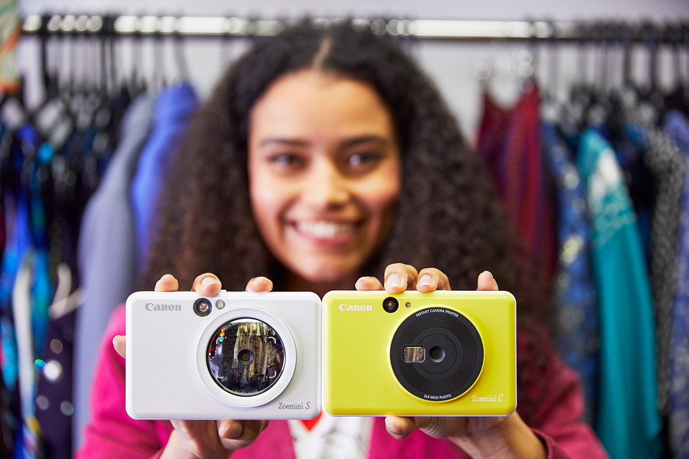 Zoemini S et C : Canon se met à la photographie instantanée !