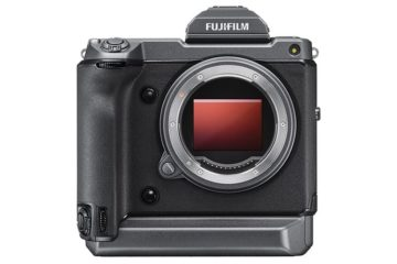 Fujifilm GFX 100 Header