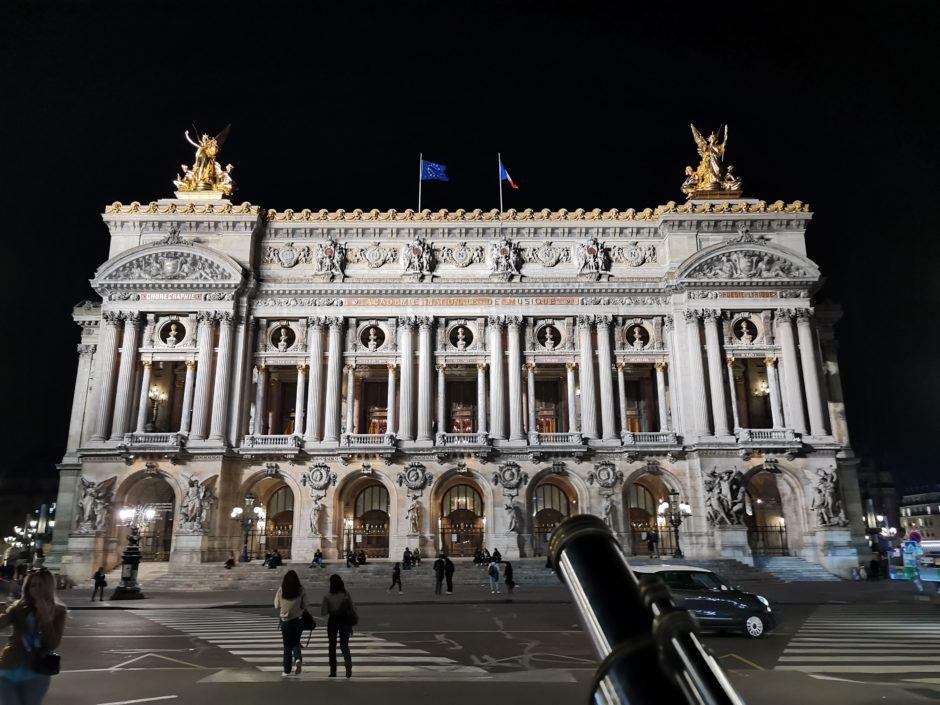 Huawei P30 Pro Nuit Opéra