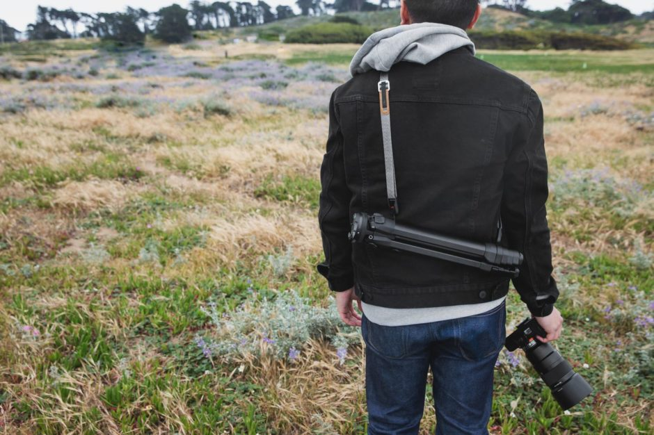 Peak Design Travel Tripod straps