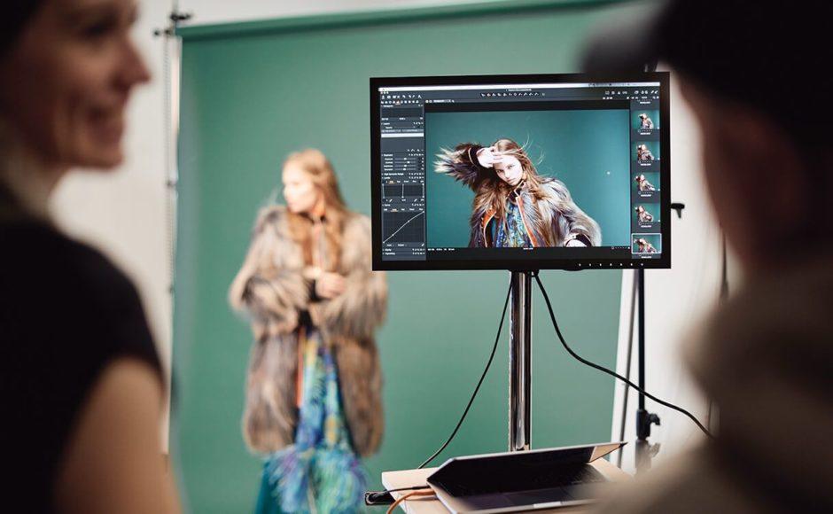 Capture One Studio Capture En Mode Connecté