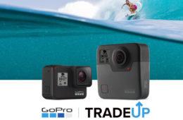 GoPro TradeUp Header