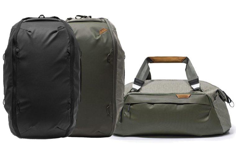 Peak Design Duffel 35 Et Duffelpack 65