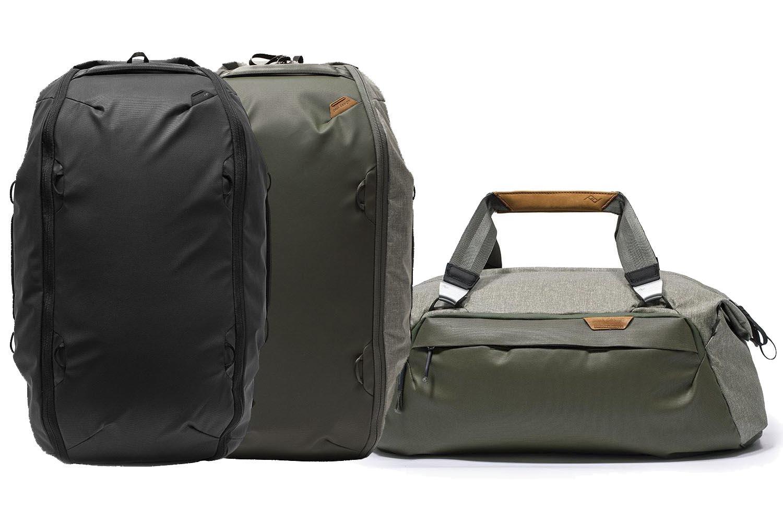 Peak Design Travel Duffel 35L et Duffelpack 65L : deux nouveaux sacs de voyage polyvalents