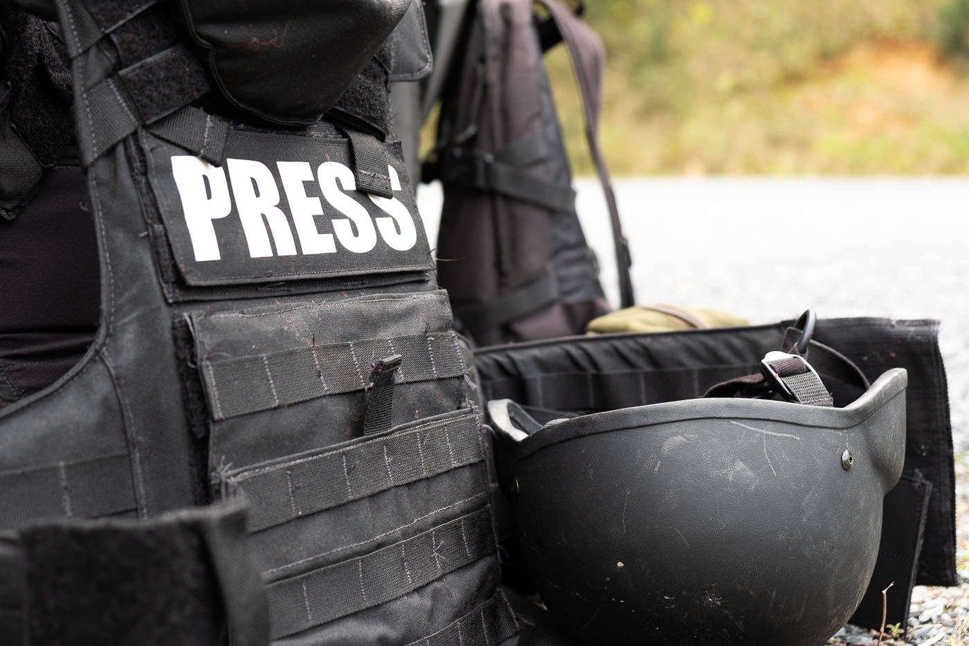 Photoreporters, candidatez à la masterclass Nikon au Prix Bayeux des correspondants de guerre