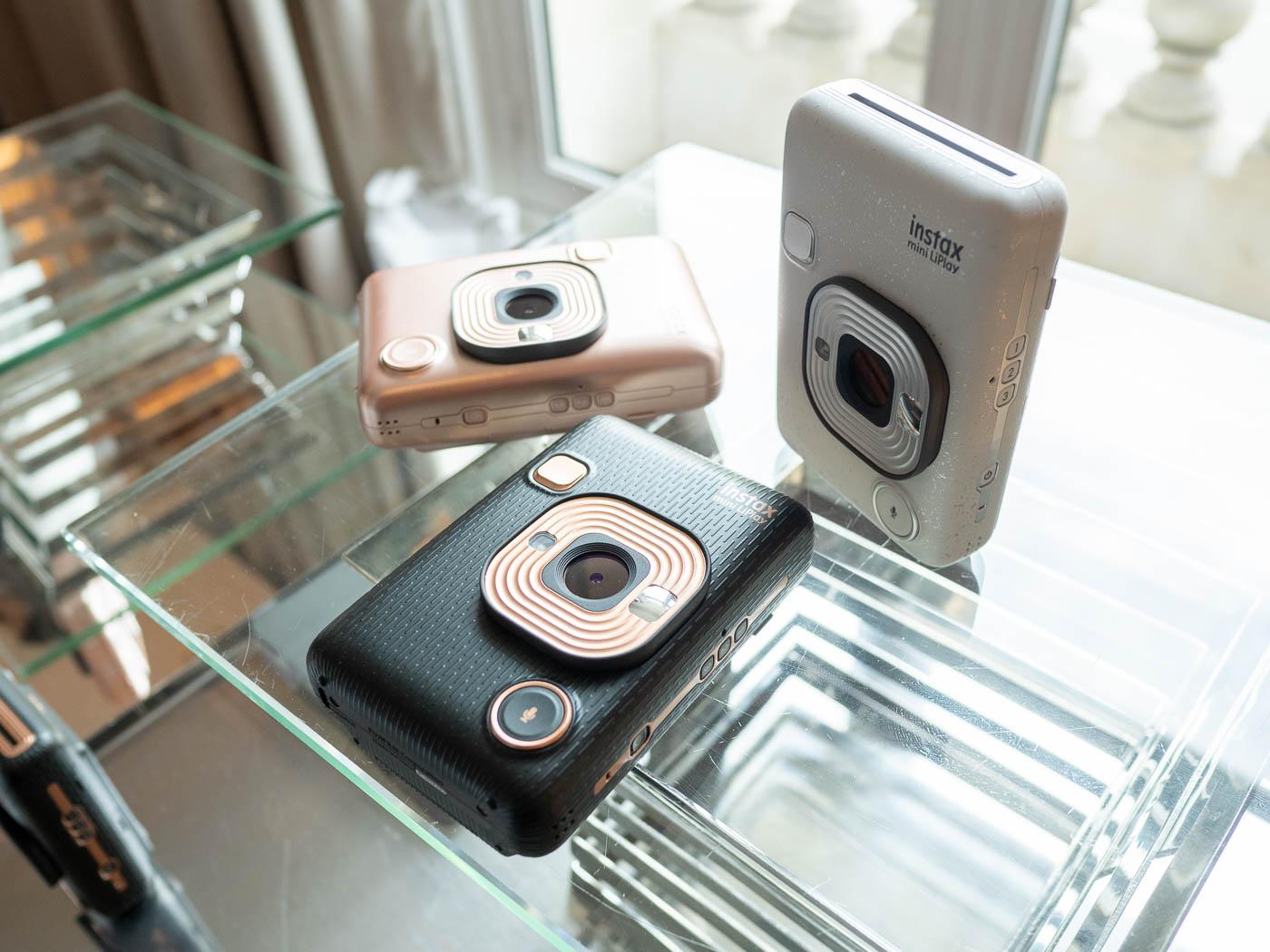 Prise en main de l'Instax Mini LiPlay : l'appareil photo et imprimante Instax Mini qui peut capturer le son