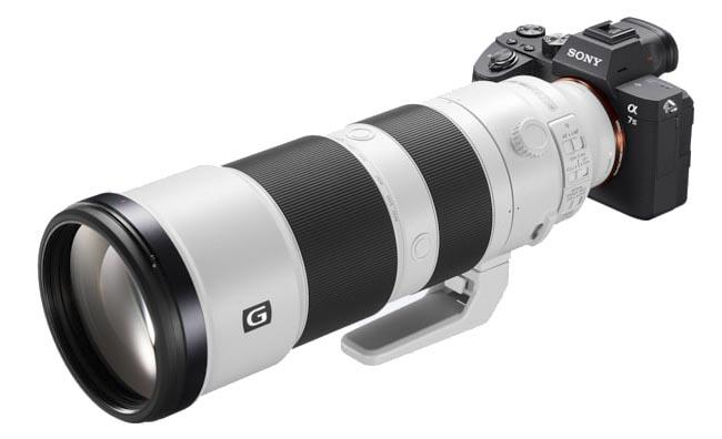 Sony 200 600 F5.6 6.3 Boîtier Hd