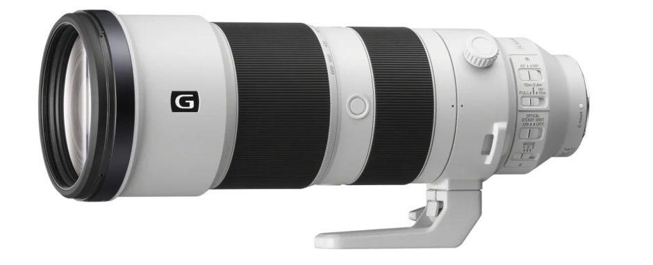 Sony 200 600 F5.6 6.3