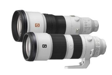 Sony FE 200-600 mm F5.6-6.3 G OSS et FE 600 MM F4 GM OSS Header