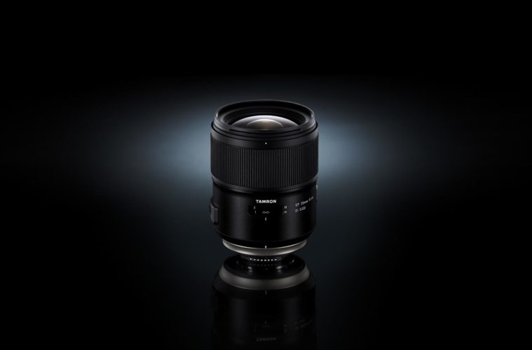 Tamron 35 Mm F1.4 F045 Design Shot