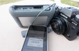 Invitation à copier tous les fichiers de la carte SD