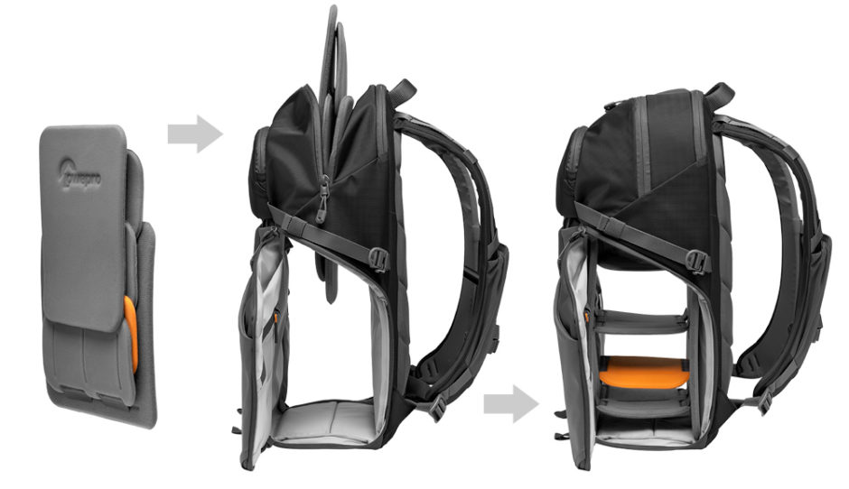 Lowepro Photo Active Quickshelf System