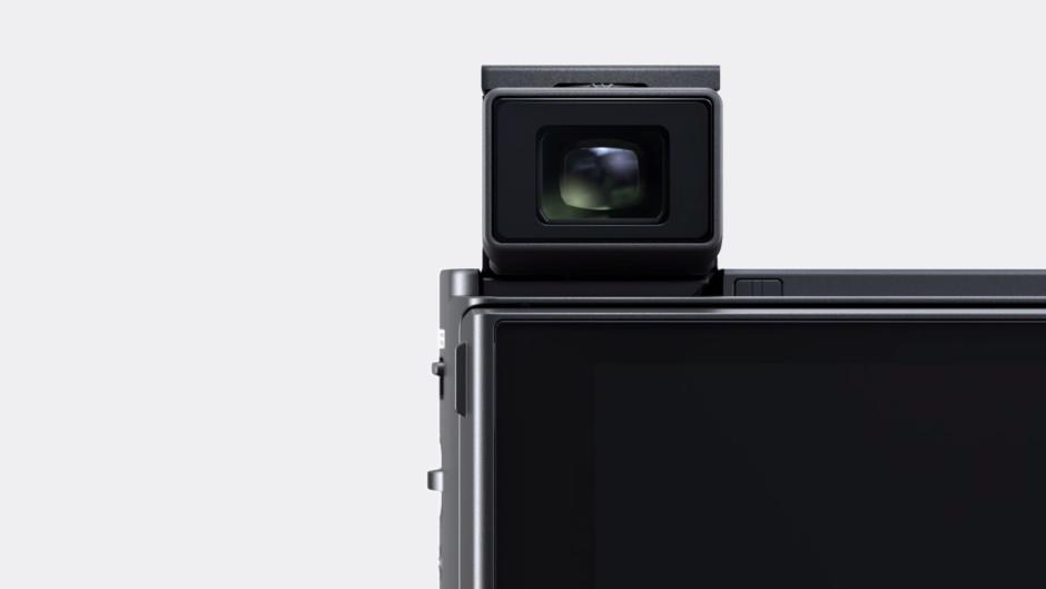 Sony RX 100 VII Viseur électronique