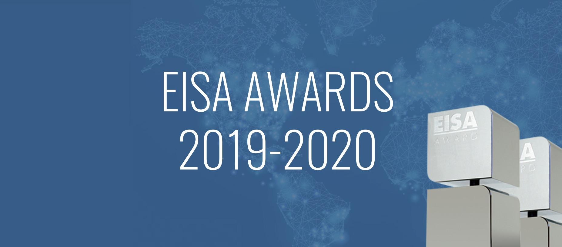 EISA Awards : les meilleurs produits photo 2019-2020 annoncés