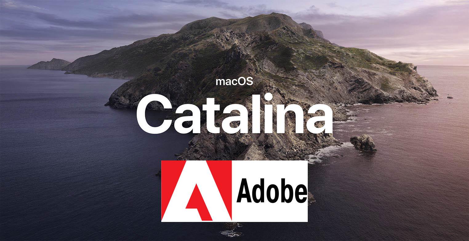 MacOS Catalina 10.15 et le 64 bits : quel impact pour les logiciels Adobe comme Lightroom 6 ?