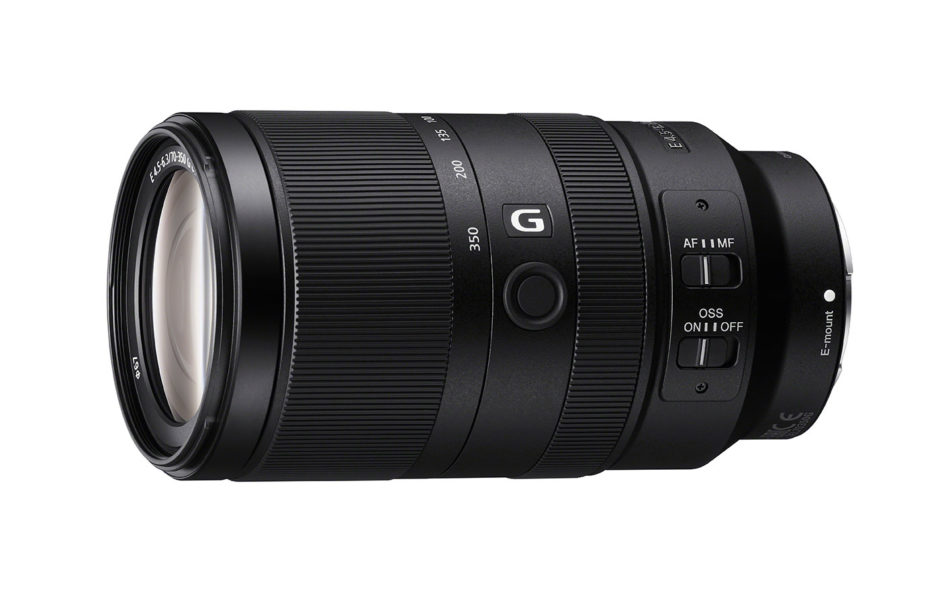 Sony E 70-350 mm f/4.5-6.3 G OSS
