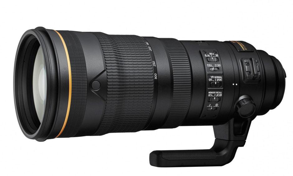 AF-S NIKKOR 120-300mm f/2.8E FL ED SR VR