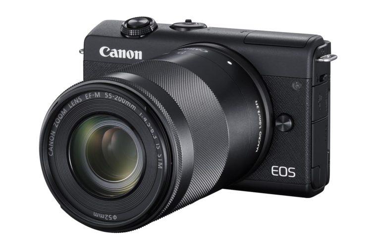 Canon EOS M200 Header