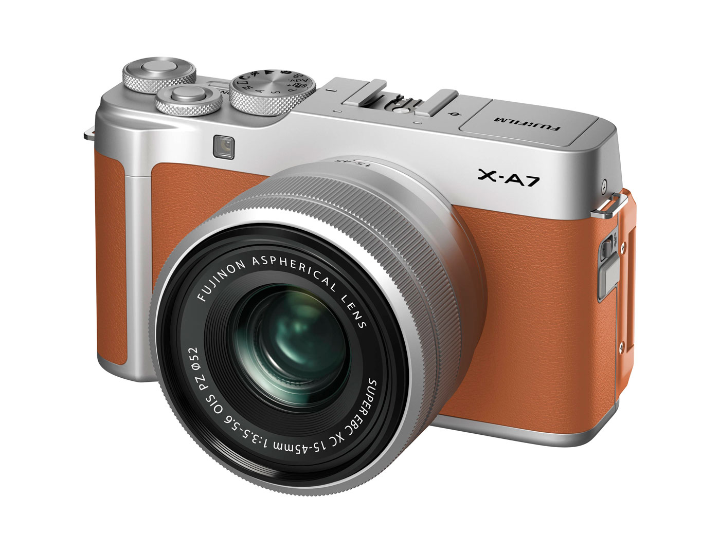 Fujifilm X-A7, l'entrée de gamme APS-C hybride se redessine avec un écran orientable et de meilleures performances
