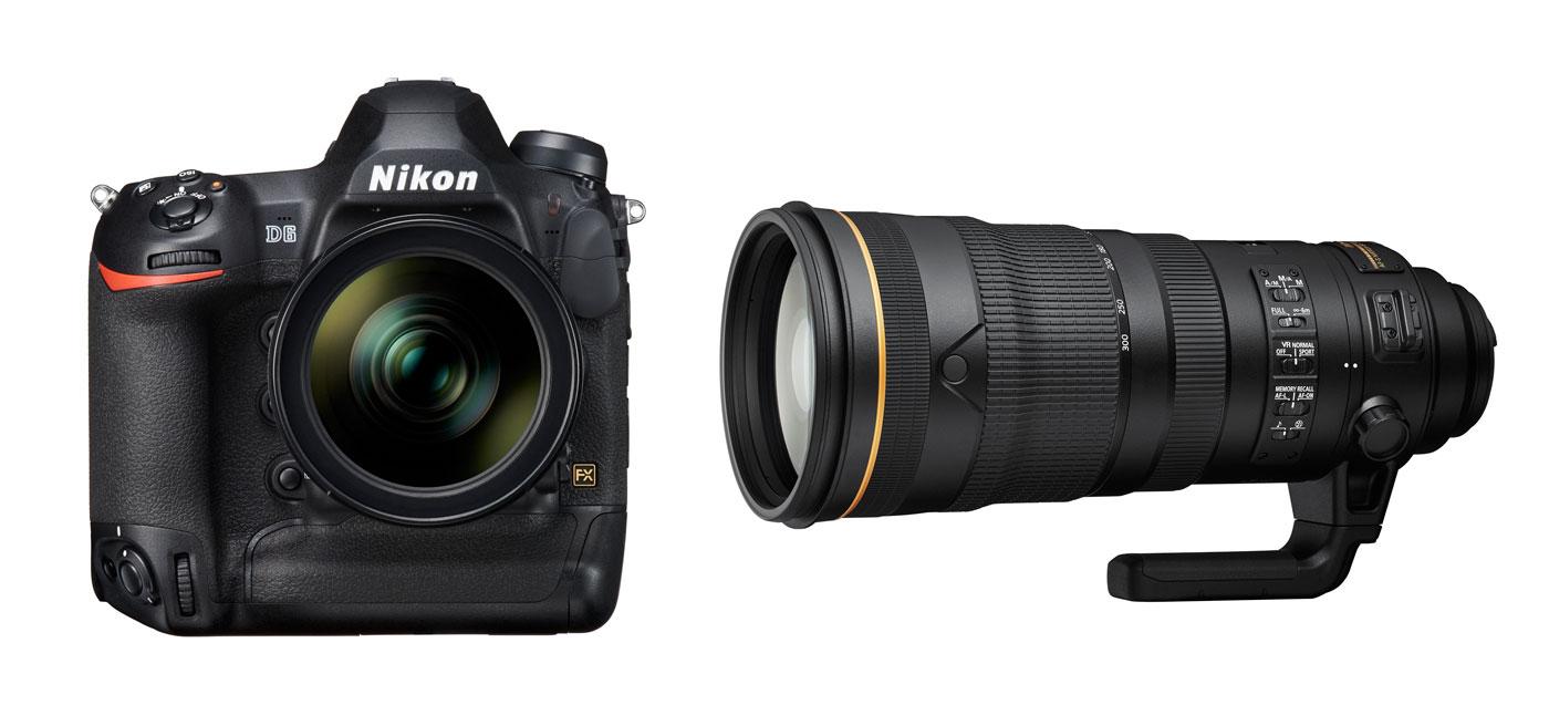 C'est officiel, Nikon travaille sur le prochain Nikon D6 ainsi que sur un téléobjectif 120-300mm f/2.8E FL ED SR VR