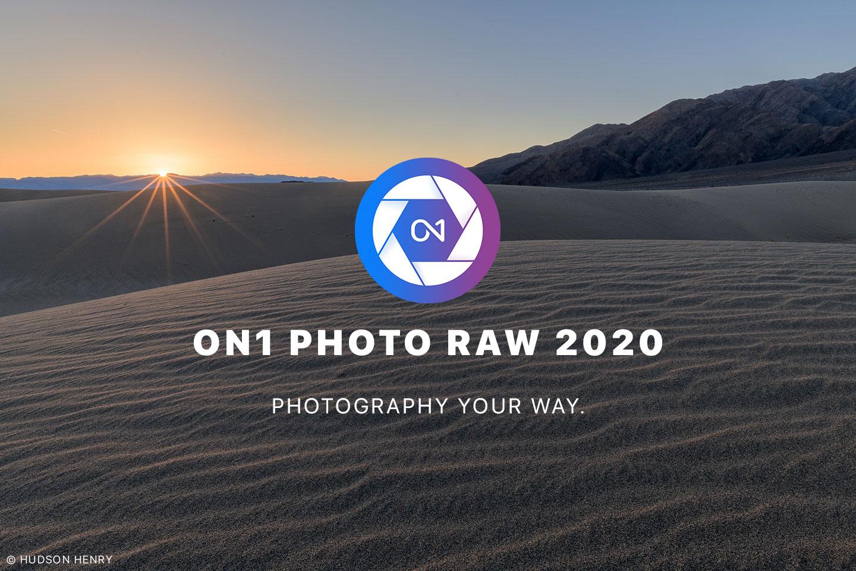 ON1 Photo RAW 2020 : ON1 Sync, ON1 Photo Mobile et une beta publique dopée à l'IA disponible