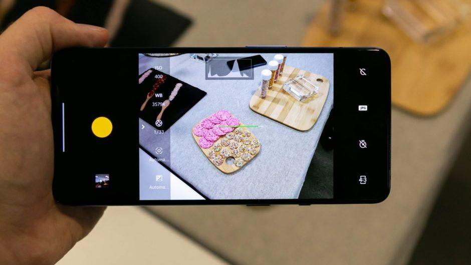 OnePlus 7T mode Pro