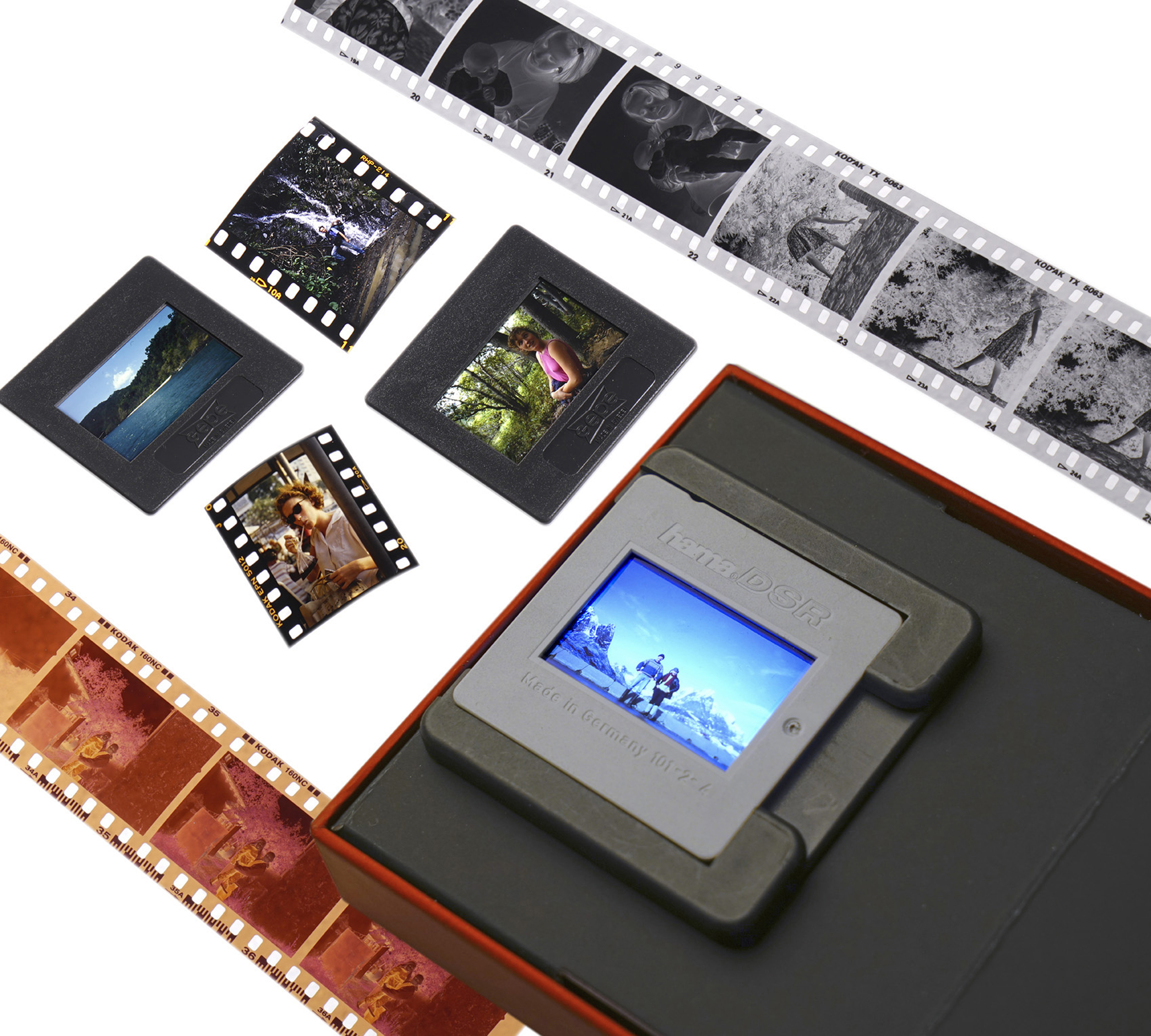 Test Du Picto Scanner La Boite Pour Numériser Vos Photos