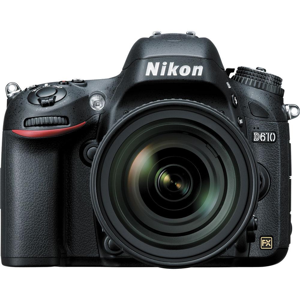 Bon plan : s'équiper en plein format avec le Nikon D610 à 899€ au lieu de 1299€