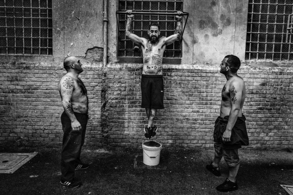 © Valerio Bispuri - Prisonniers