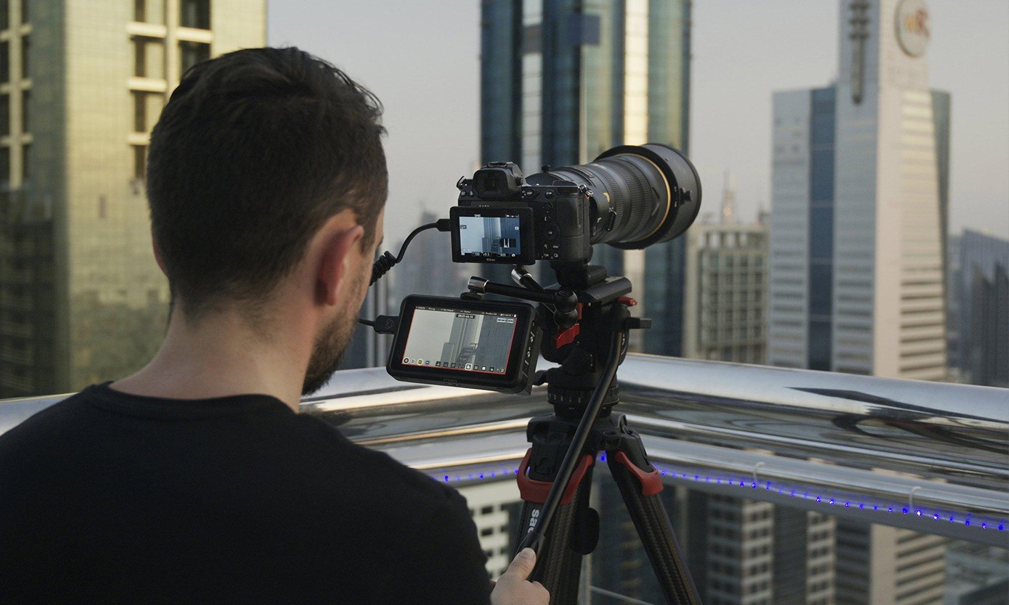 Nikon dévoile un kit vidéo complet axé autour de son hybride Z 6