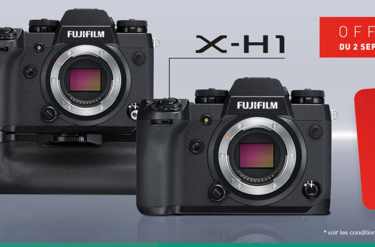ODR Fujifilm X-H1