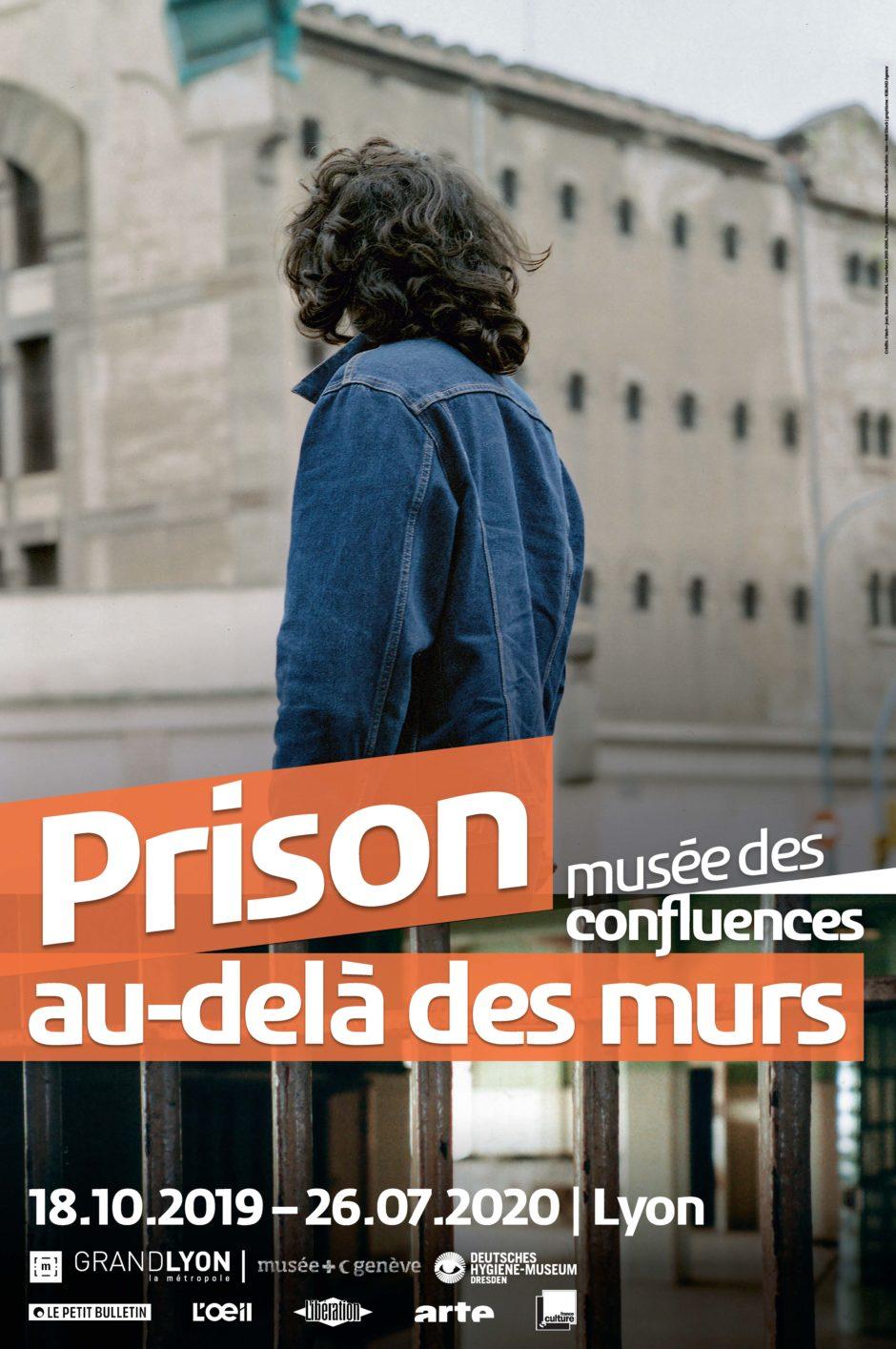 Affiche Prison Au Delà Des Murs