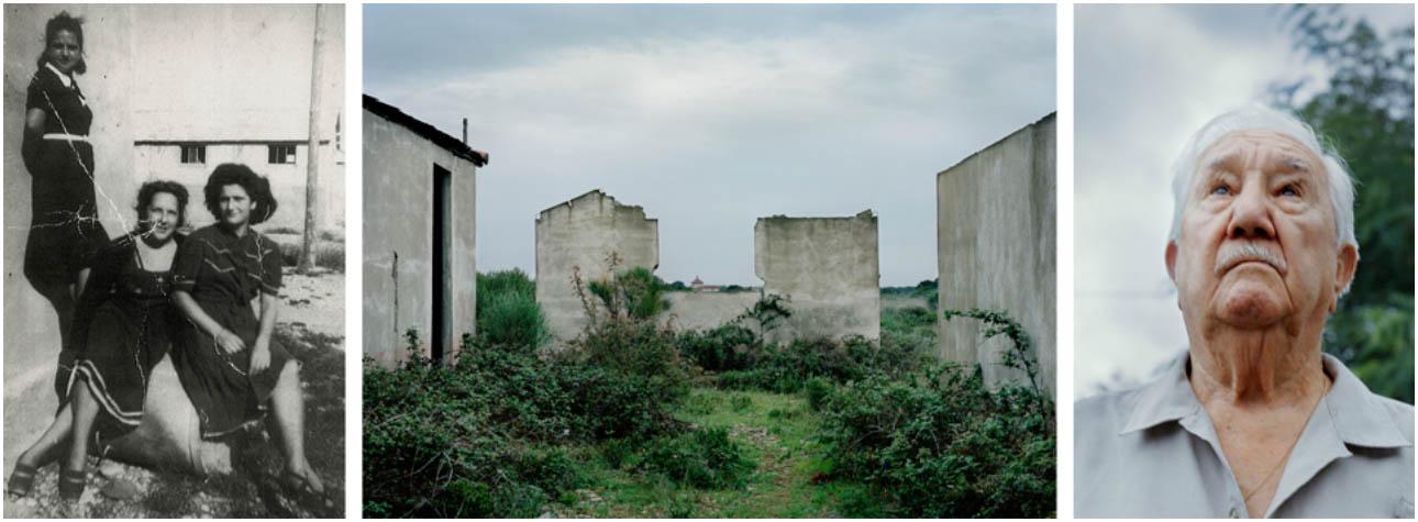 Expo photo : Paysage d'exil à Lectoure dans le cadre de l'évènement Engagement