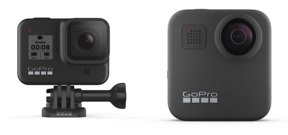 GoPro Hero8 Black Et GoPro Max