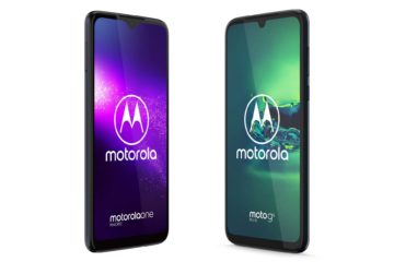 Motorola One Macro Et Moto G8 Plus