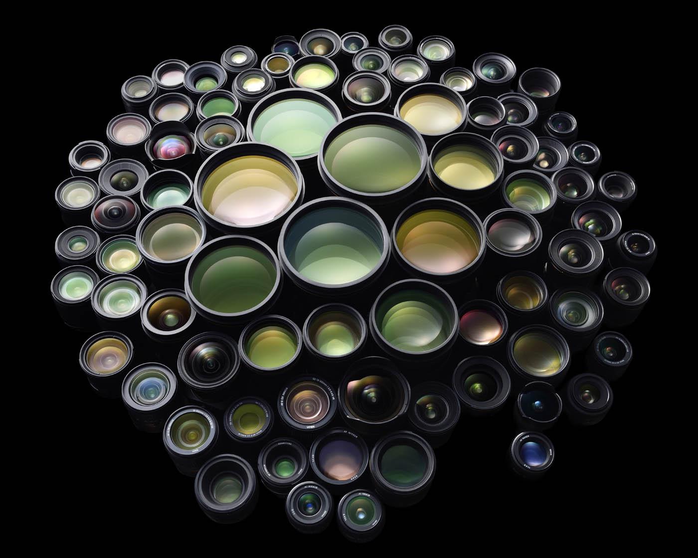 Nikon, un savoir-faire historique avec les optiques NIKKOR